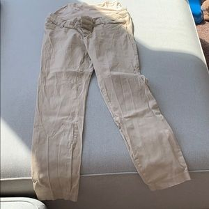 Old navy maternity work pants